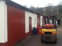 Industrial unit to let in egham ,off road parking ,24 hr excellent security,