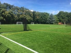 Friendly football in Waterloo every Sunday. Casual game on quality 4G pitch.