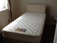 Single Bed in excellent condition complete with immaculate mattress