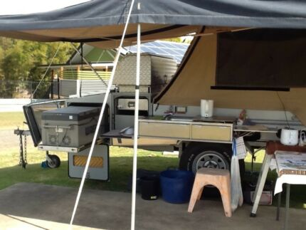 Aussie Swag Camper Samford Valley Brisbane North West Preview