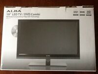 "19"" LED TV/DVD Combi from ALBA HD Ready with Freeview"