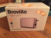 Brand new Breville toaster
