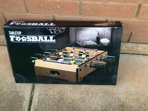 Tabletop Football and Tabletop Air Hockey Games Westbourne Park Mitcham Area Preview