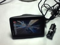 Tomtom slim with built in maps good condition good working