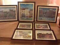Michel Delacroix Framed Prints