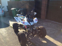 Bashan 250cc road legal quad bike** swap for van **