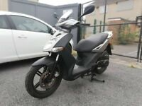 125cc scooter I CAN DELIVER kymco striker 2010