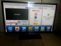 """50"""" LG 3D SMART FULL HD TV"""