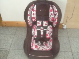 From £25 upto £45 each-several group 1car seats for 9kg upto 18kg(9mths to 4yrs)all checked & washed