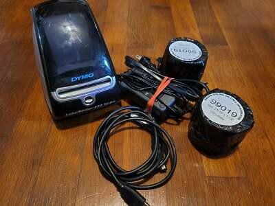 Dymo Labelwriter 450 Turbo Label Thermal Printer 1750283 - Black