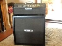 Line six 150 watt amplifier with 4x10 cab in great condition