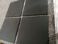 New set of 4 Natural Slate Place / Table Mats