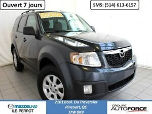 2010 Mazda Tribute GX AWD BLUETOOTH BAS KILO