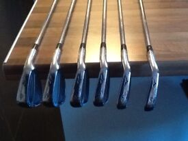 Mizuno MP58 forged irons - Reduced to sell