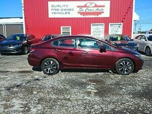 2014 Honda Civic Sedan EX SUNROOF  BACKUP CAM