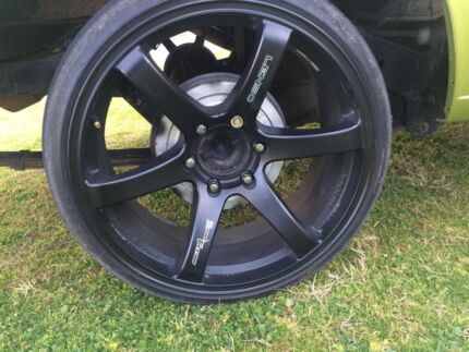20 inch 6x139.7 Lenso Wheels Muswellbrook Muswellbrook Area Preview
