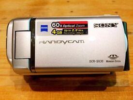 Sony DCR-SX30 Handy cam