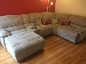 Guvnor Recliner Corner Sofa