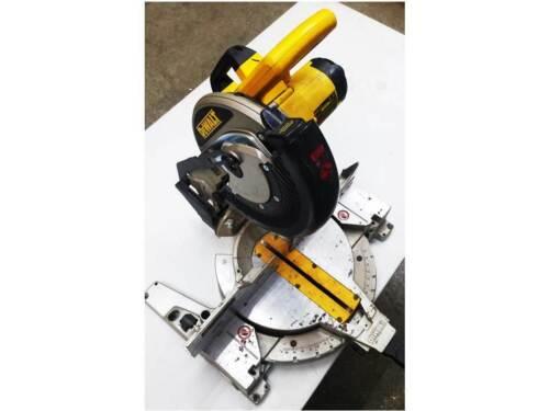 DEWALT DW713 15A 10 inch Compound Miter Saw