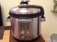 Heston Blumenthal Sage pressure/slow cooker