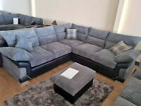 💝 NEW BEST SALE ON LUXURY LOGAN CORNER OR 3+2 SEATER SOFA AVAILABLE IN STOCK💝