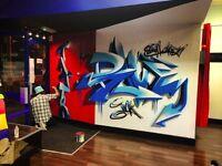 **Graffiti/Mural Artist**