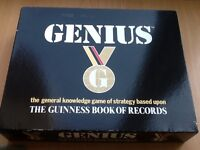 Guiness genius board game from the 80's