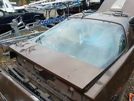 82-92 Firebird or Camaro clear rear hatch