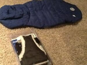 Winter Jacket and Car Harness