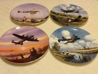 Royal Doulton Collector's Aeroplane Plates