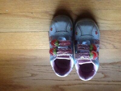 Strawberry shortcake toddler girl white shoes - Strawberry Shortcake Schuhe
