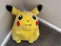 Massive Pokemon Pikachu Soft Toy