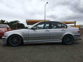 BMW E46 325i MSPORT *BREAKING*