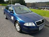 Rossendale Hackney Plated Taxi 2008 Skoda Octavia 2.0 tdi ***11 Months plate / Uber ready***