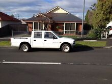 Holden Rodeo Dual Cab 2x4 ute Derwent Park Glenorchy Area Preview