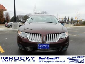 2010 Lincoln MKS - BAD CREDIT APPROVALS