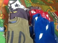 Bundle of boys winter 4-5 years clothes, good clean condition.