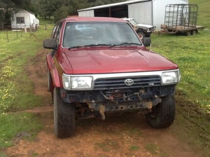 Toyota Hilux Surf Wrecking 1991