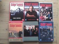 The sopranos complete series 1 to 6
