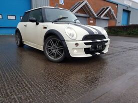 Mini One Cooper S 1.6 Petrol Manual Hatchback 2005 Red Leather 115k Miles Hpi Clear Part Ex Welcome