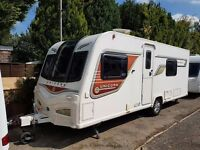 2014 Bailey Unicorn Valencia 4 Berth caravan FIXED BED, MOTOR MOVER, Bargain !