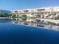 Holiday home in North Cyprus Price Negotiable £45,000- for entire apartment £250 - pm