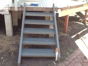 Timber Stairs Macksville Nambucca Area Preview