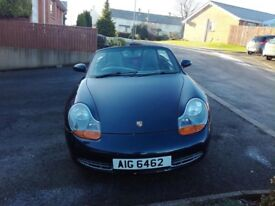 Porsche Boxster - electric roof, Good condition, driving very well, New front suspension