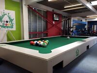 FootPool Stoke at Physique Gym, Cobridge