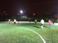 Friendly 7-A-SIDE Football in Beckton, East London || Every Tuesday