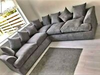 BRAND NEW LIVERPOOL JUMBO CORD CORNER & 3+2 SEATER SOFA AVAILABLE IN STOCK ORDER NOW..!!!