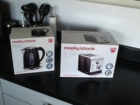 Brand New matching kettle and toaster - still in original packaging
