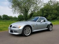 Stunning bmw z3 2.8i convertible hardtop * immaculate condition * 2.8 like 3.0i 2.2i 3.0