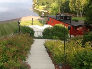 CN Caboose for sale/ completely renovated